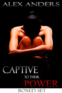 Captive to their Power_2600_boxed set