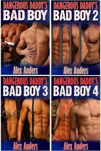 Dangerous Daddy's Bad Boy 1-4